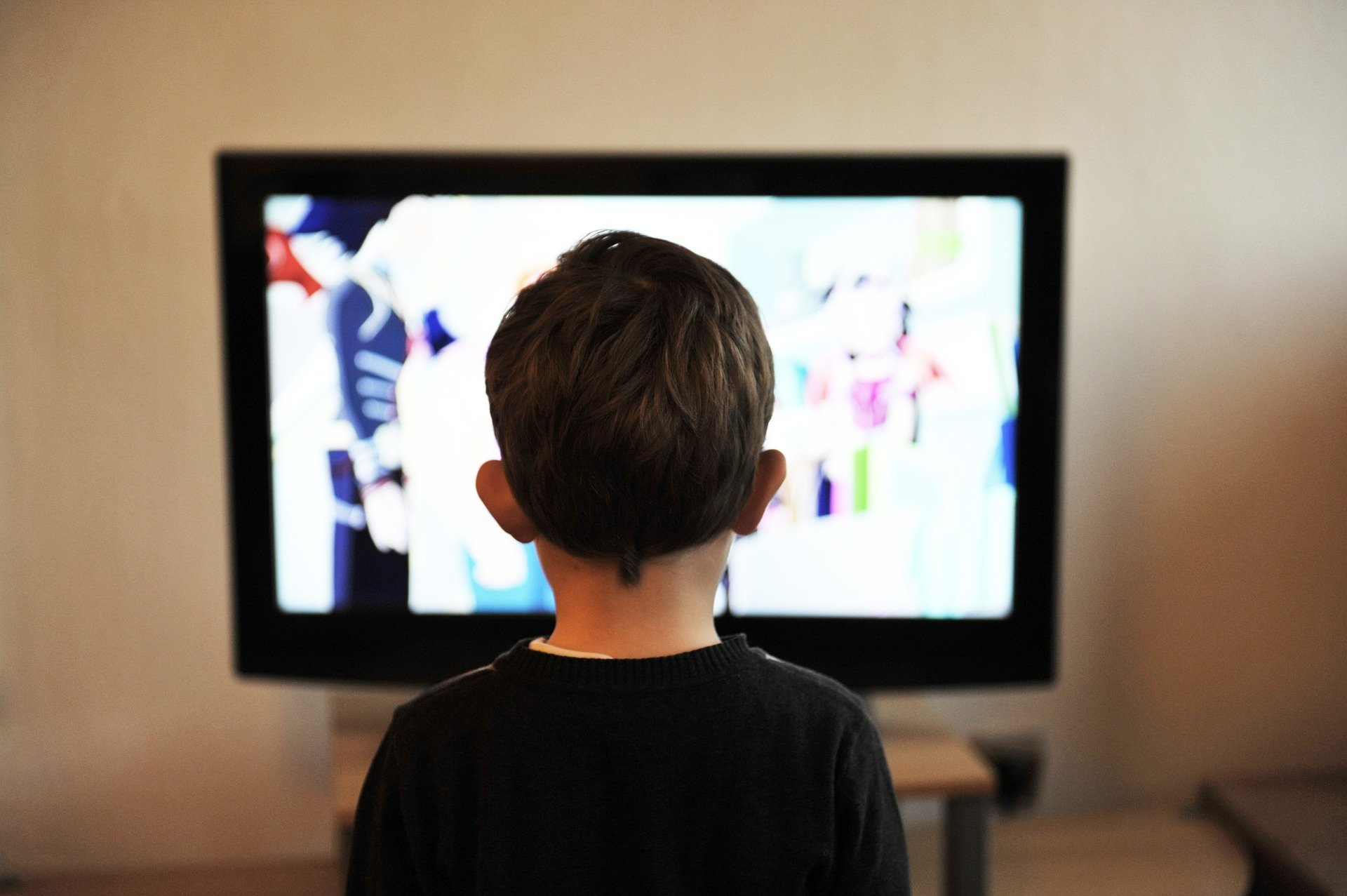 child screen time tv addiction tech