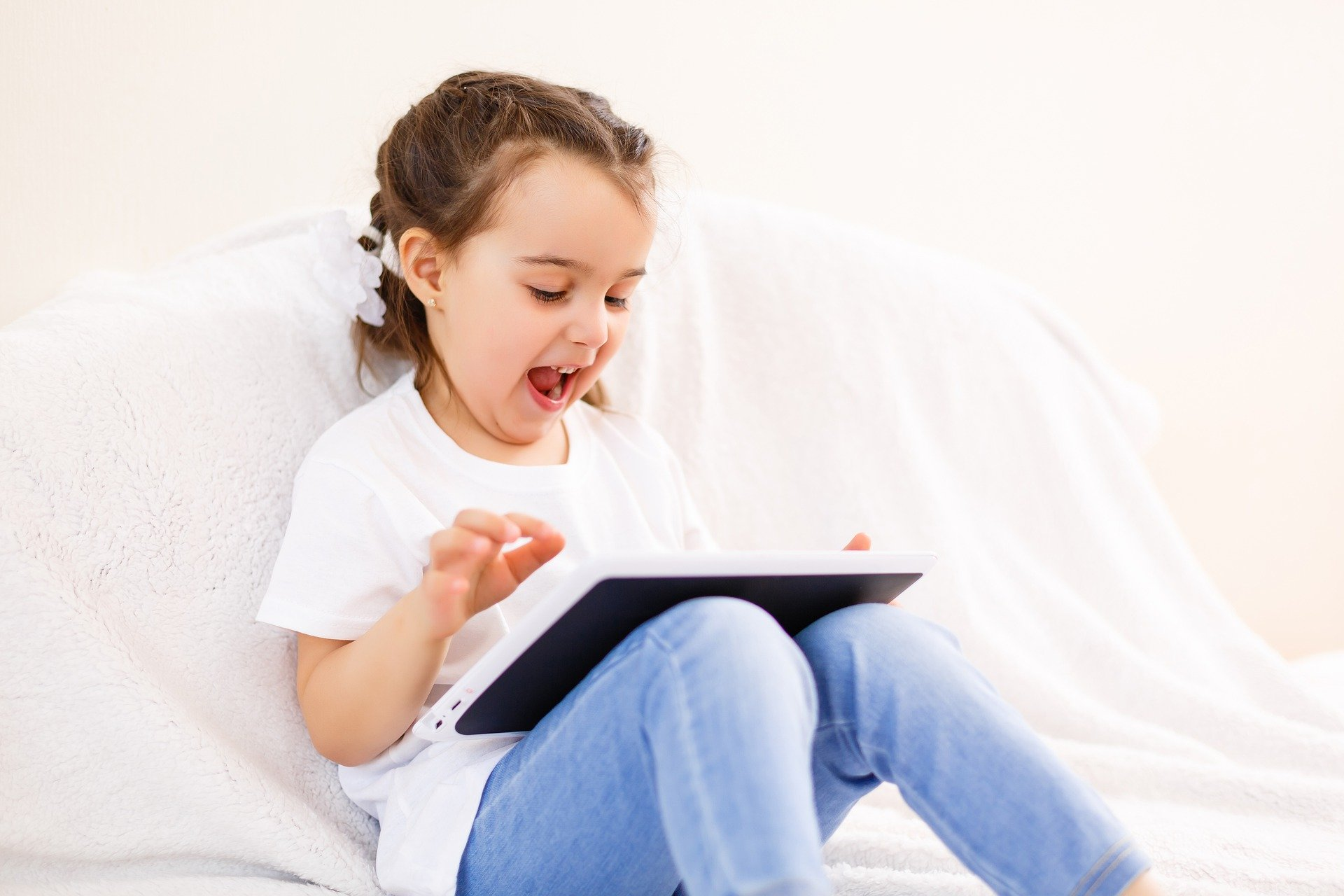 child screen time limit
